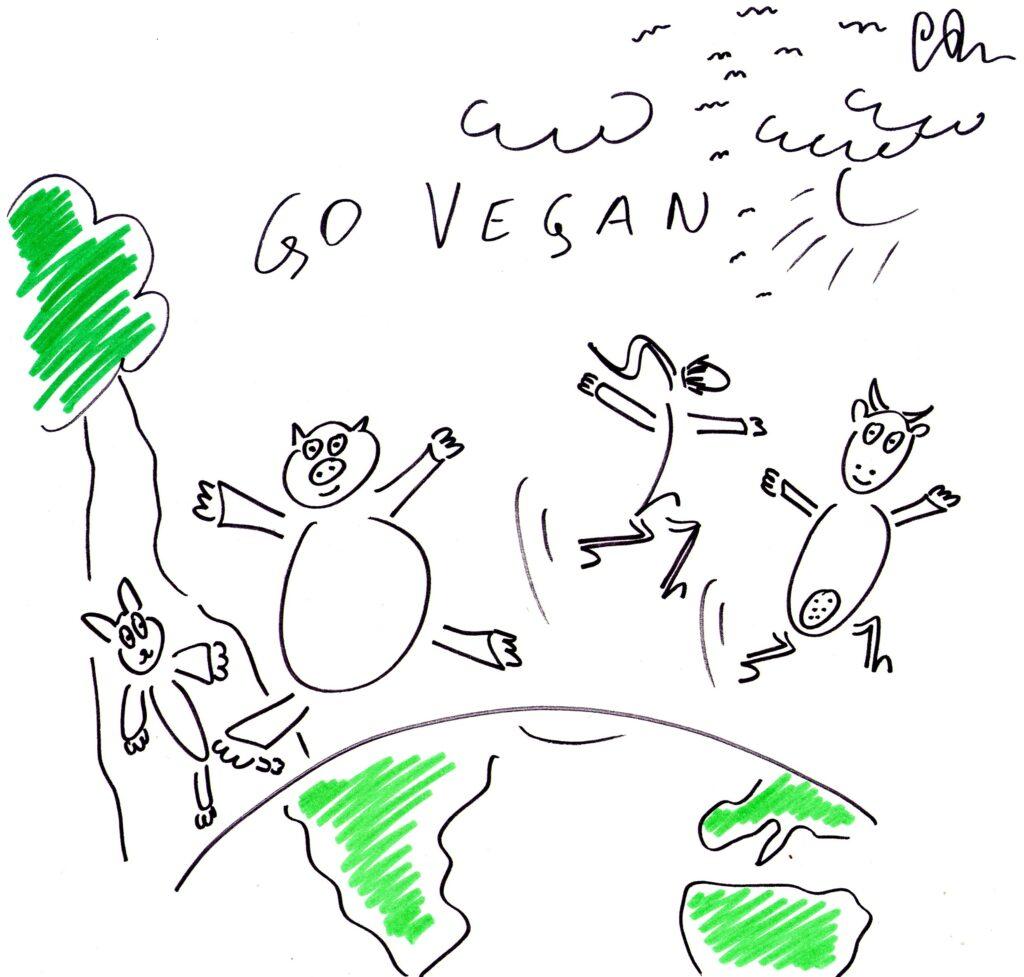 Go-vegan