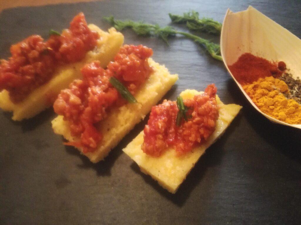 crostini-polenta-ricette-vegane